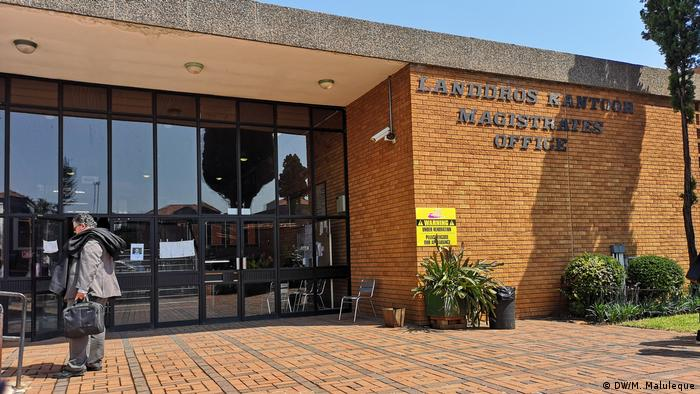 Südafrika - Gericht Kempton Park