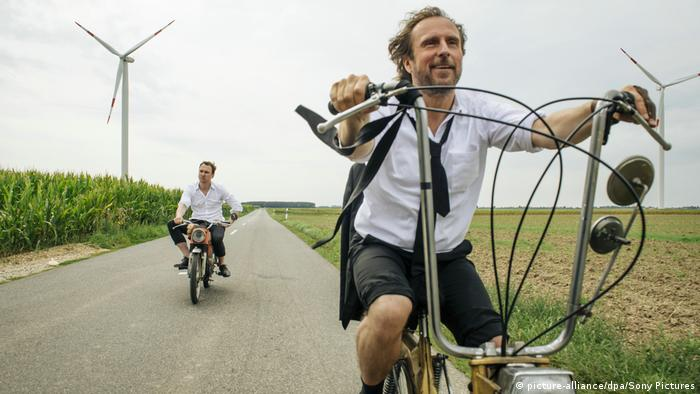 Still from the film 25 km/h (picture-alliance/dpa/Sony Pictures)