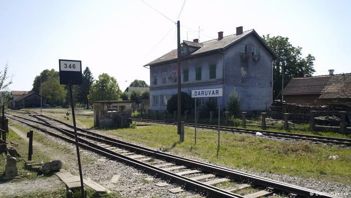 Kroatien Eisenbahnverkehr