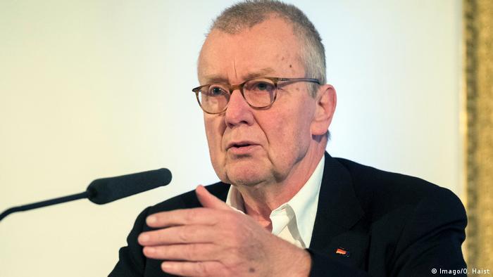 Ruprecht Polenz Präsident der Deutschen Gesellschaft für Osteuropakunde