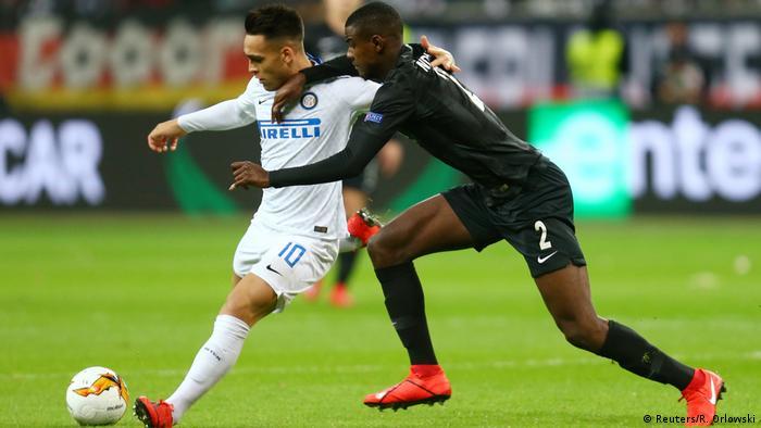 Fussball UEFA Europa League l Eintracht Frankfurt vs FC Inter Mailand (Reuters/R. Orlowski)