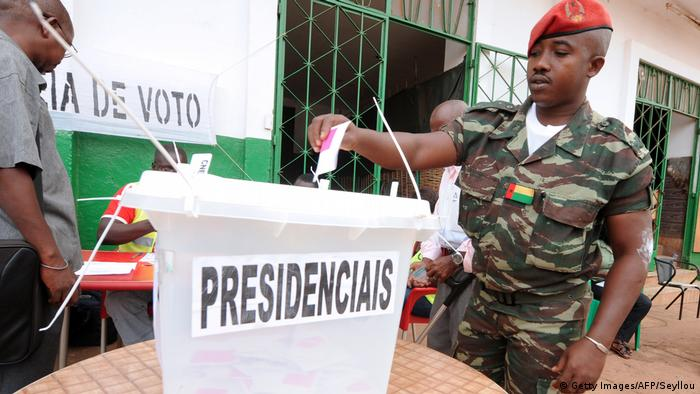 Últimas presidenciais na Guiné-Bisau realizaram-se em 2014