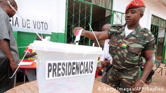 Guinea Bissau Wahlen l Präsidentschaftswahlen