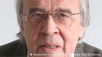 Klaus Reichert, Präsident der Deutschen Akademie für Sprache und Dichtung (Foto: Deutsche Akademie für Sprache und Dichtung)