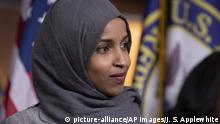 USA Washington Ilhan Omar