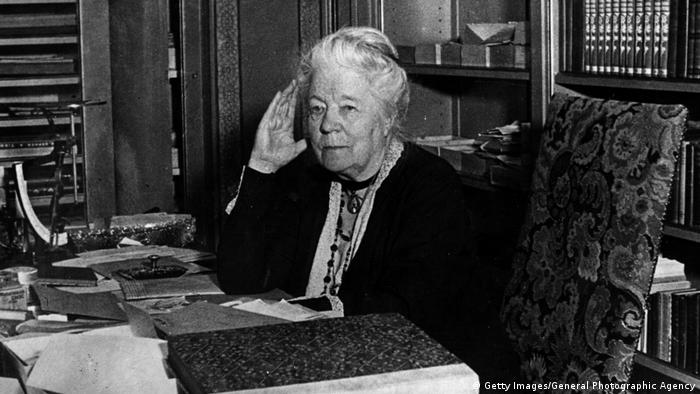 Selma Lagerlöf (Getty Images/General Photographic Agency)