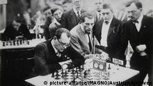 Schachweltmeister Alexander Alexandrowitsch Aljechin