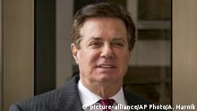 USA Washington Paul Manafort