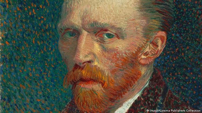 Vincent van Gogh: Self-Portrait, 1887 (Imago/Cinema Publishers Collection)