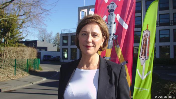 Ivon Gebauer, ministarka obrazovanja Severne Rajne Vestfalije
