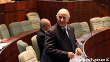 Algerien möglicher Präsidentschaftskandidat Abdelmadjid Tebboune