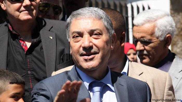 Algerien möglicher Präsidentschaftskandidat Ali Benflis 2014 (Imago/Chahine Sebiaa)