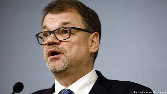 Прем'єр-міністр Фінляндії Юха Сіпіля