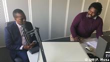Zitto Kabwe Vorsitzender der politischen Partei von ACT