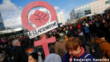 Deutschland Demonstration Internationaler Weltfrauentag in Berlin