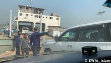 Bangladesch Fährverkehr in Mawa