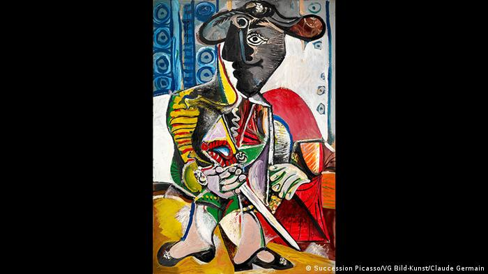 A matador painting by Picasso (Succession Picasso/VG Bild-Kunst/Claude Germain)