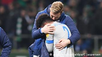 Bundesliga 25. Spieltag   Werder Bremen vs. FC Schalke 04
