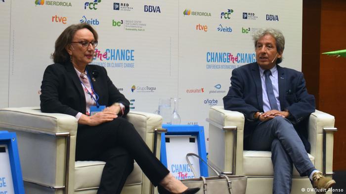 Spanien San Sebastian Konferenz Change the change (DW/Judit Alonso)