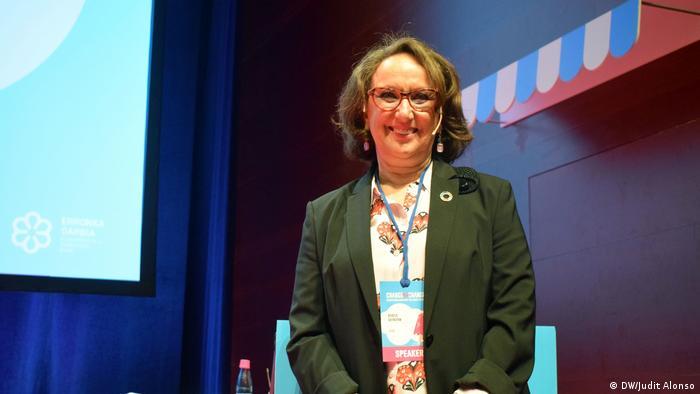Spanien San Sebastian Konferenz Change the change