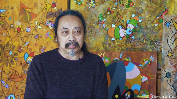 Deutschland indonesische Diaspora (DW/R. Akbar Putra)