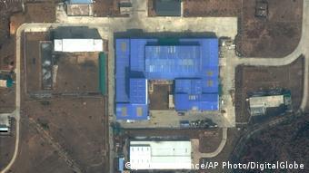 Nordkorea Satellitenbild Forschungszentrum Sanumdong