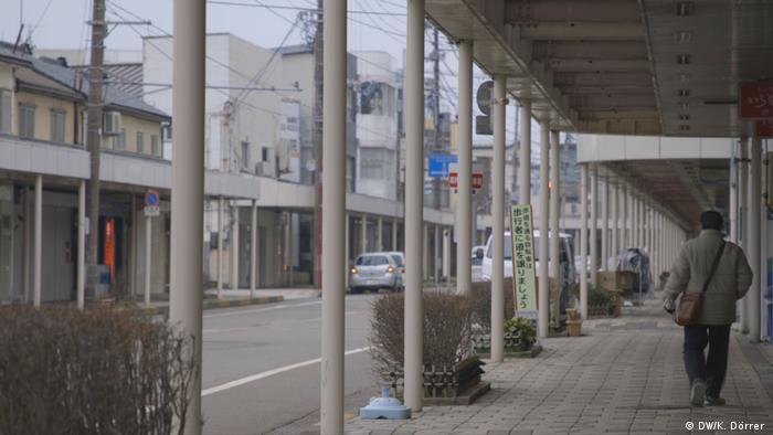 Japan Kashiwazaki-Kariwa (Foto: DW/K. Dörrer )