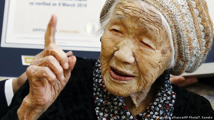 Kane Tanaka es la persona viva más longeva en la actualidad.