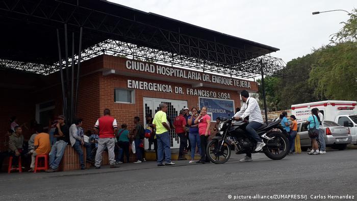 Venezuela Stromausfall | Krankenhaus