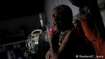 Venezuela Stromausfall | Celedonia Angulo
