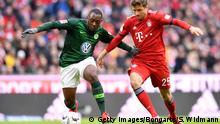 Bundesliga FC Bayern München v VfL Wolfsburg (Getty Images/Bongarts/S. Widmann)