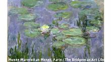 Claude Monet Seerosen