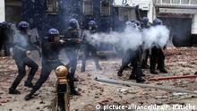 Algerien Ältestes Museum bei Massenprotesten zum Teil geplündert