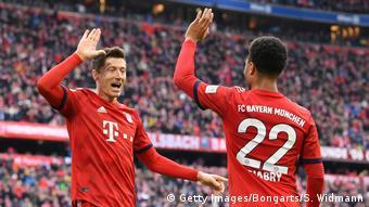 Bundesliga FC Bayern München v VfL Wolfsburg   Jubel