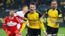 Bundesliga Borussia Dortmund v VfB Stuttgart