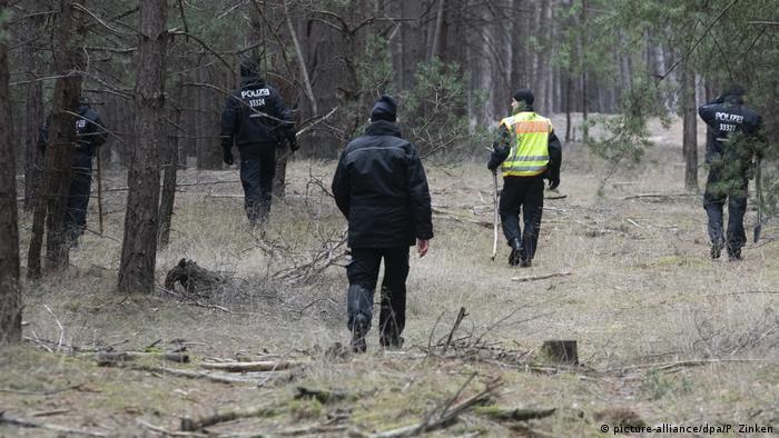 Policijska potraga za Rebekom