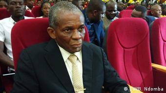 Angola CASA-CE l Vereidigung des neuen Präsidenten
