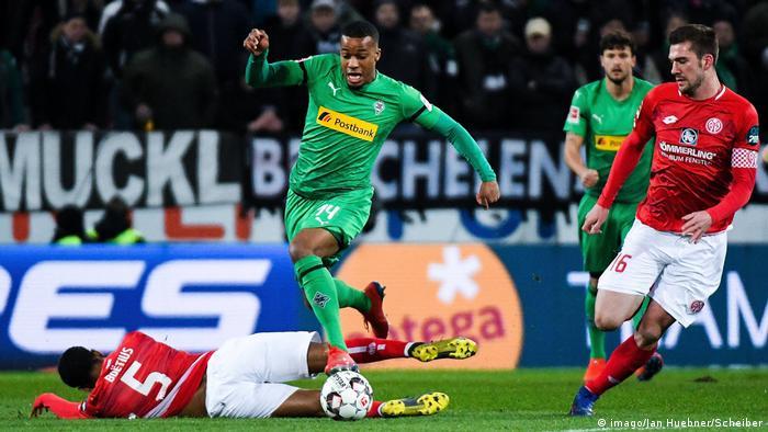 Deutschland 1. FSV Mainz 05 v Borussia Mönchengladbach - Bundesliga (imago/Jan Huebner/Scheiber)