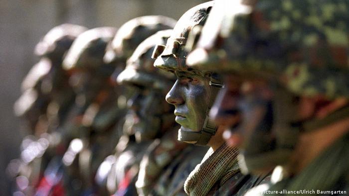 Neue Sensibilität bei Bundeswehr?