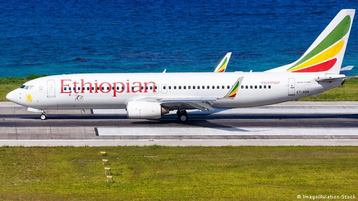 Ethiopian Airlines Boeing 737 (Imago/Aviation-Stock)