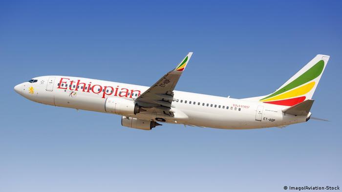 Ethiopian Airlines Boeing 737 (Imago/Aviation-Stock)