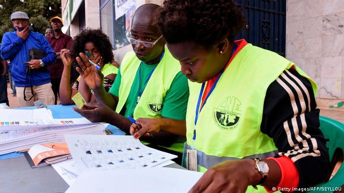 Guinea-Bissau Parlamentswahlen (Getty Images/AFP/SEYLLOU)