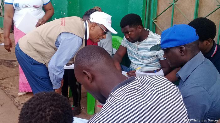 Guinea-Bissau Parlamentswahlen