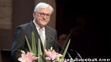 Deutschland Steinmeier fordert klares Signal gegen Judenfeindlichkeit - Auftakt zu «Woche der Brüderlichkeit»