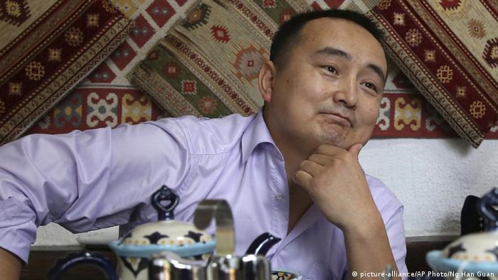 Kasachstan Serikzhan Bilash