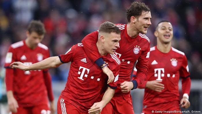 Bundesliga FC Bayern München vs VFL Wolfsburg - Kimmich