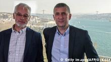 Türkei l Journalisten verlassen Türkei - Jörg Brase und Thomas Seibert