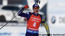 Wintersport IBU Biathlon WM l Dmytro Pidruchnyi wird Weltmeister