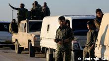 Syrien Baghus l Kurden starten finale Offensive gegen IS