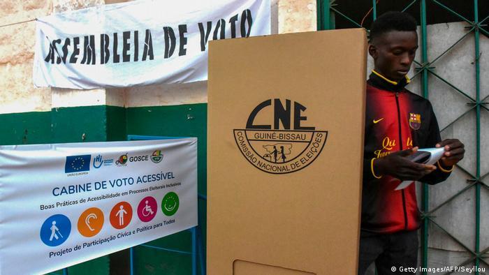 Guinea-Bissau Wahlen
